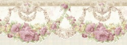 Обои Fresco Wallcoverings Vintage Rose, арт. 992B07570