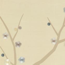 Обои Fromental Conversational, арт. Cherry Blossom-Oberon