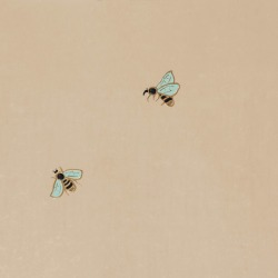 Обои Fromental Conversational, арт. The Bees-Orange Blossom