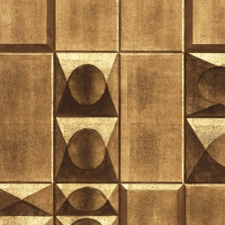 Обои Fromental Lumiere, арт. Belsize Tiles-Burton