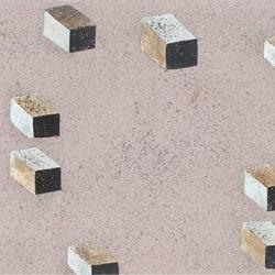 Обои Fromental Lumiere, арт. Cubes-Deuring