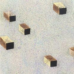 Обои Fromental Lumiere, арт. Riemann Cubes-Hecke
