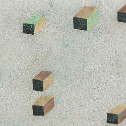 Обои Fromental Lumiere, арт. Riemann Cubes-Mordell