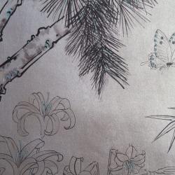 Обои Fromental Modern Chinois, арт. Garden of House-Shen