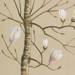 Обои Fromental Modern Chinois, арт. Magnolia-Shell Pink