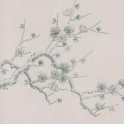Обои Fromental Modern Chinois, арт. Prunus-Etching