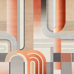 Обои Grandeco PLAIN & MURALS, арт. PM6601