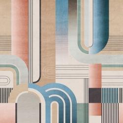 Обои Grandeco PLAIN & MURALS, арт. PM6602