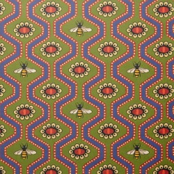 Обои Gucci Decor Wallpaper Collection, арт. 488603 ZAT01 3110