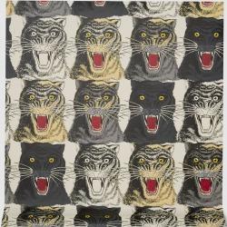 Обои Gucci Decor Wallpaper Collection, арт. 488663 ZAT01 9460