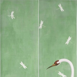 Обои Gucci Decor Wallpaper Collection, арт. 488668 ZAT01 3110