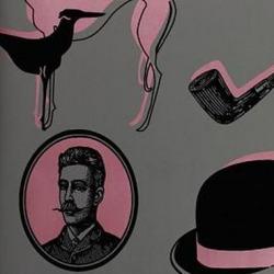 Обои Hohenberger Gentleman's Relish, арт. 80921