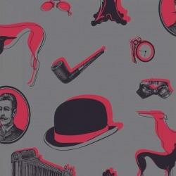 Обои Hohenberger Gentlemans Relish, арт. 80921