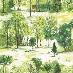 Обои Holden Into the Woods, арт. 98561 Roscoe Green