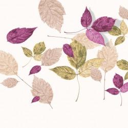 Обои ID Wall Ботаника, арт. ID-048010 Leaves in the wind
