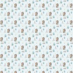 Обои ID Wall Детям, арт. ID 037015 Malenkiy princ blue