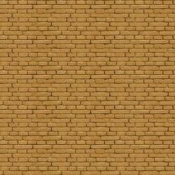 Обои ID Wall Лофт, арт. ID-096014 GOLD BRICKWORK