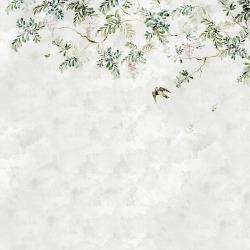 Обои ID Wall Панорамик, арт. 072014_Wisteria