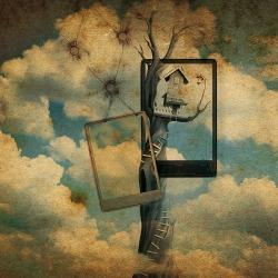 Обои Inkiostro Bianco Creative Thinking, арт. INKNDUE15