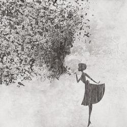 Обои Inkiostro Bianco Creative Thinking, арт. INKWZCG1501