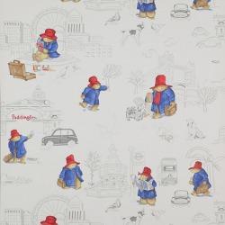 Обои Jane Churchill Nursery Tales, арт. J125W-01