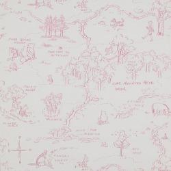 Обои Jane Churchill Nursery Tales, арт. J129W-01