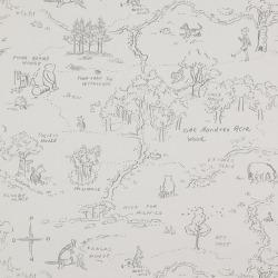 Обои Jane Churchill Nursery Tales, арт. J129W-04 рррр
