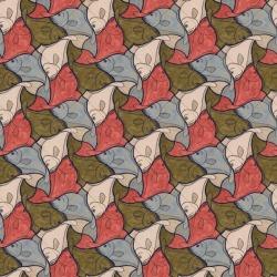 Обои Jannelli&Volpi M.C.Escher, арт. 23103