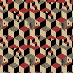 Обои Jannelli&Volpi M.C.Escher, арт. 23150