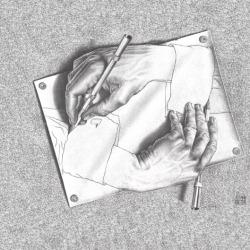 Обои Jannelli&Volpi M.C.Escher, арт. 23185