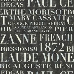 Обои KT Exclusive  French Impressionist, арт. fi70302