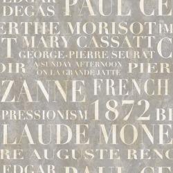 Обои KT Exclusive  French Impressionist, арт. fi70307