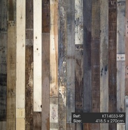 Обои KT Exclusive  Just Concrete and Wood, арт. KT14033