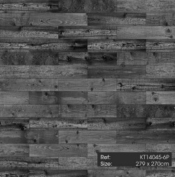 Обои KT Exclusive  Just Concrete and Wood, арт. KT14045
