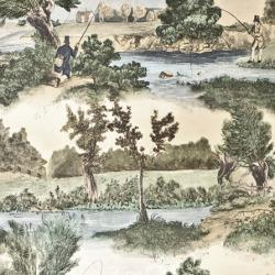 Обои Lewis&Wood Classic Wallpaper, арт. lw97