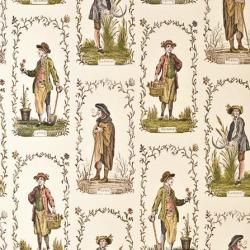 Обои Lewis&Wood Classic Wallpaper, арт. lw107