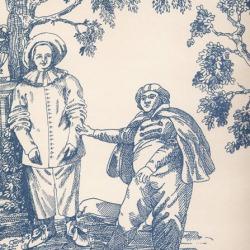 Обои Lewis&Wood Classic Wallpaper, арт. lw0907