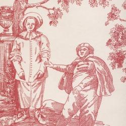 Обои Lewis&Wood Classic Wallpaper, арт. lw0911
