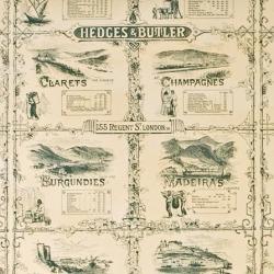 Обои Lewis&Wood Classic Wallpaper, арт. lw5166