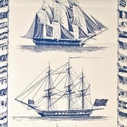 Обои Lewis&Wood Classic Wallpaper, арт. lw7589
