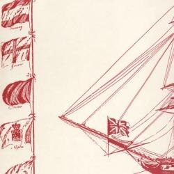 Обои Lewis&Wood Classic Wallpaper, арт. lw75107