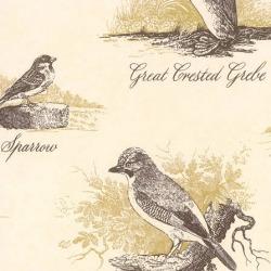 Обои Lewis&Wood Classic Wallpaper, арт. lw153250