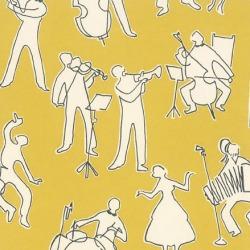 Обои Lewis&Wood Classic Wallpaper, арт. lw155246