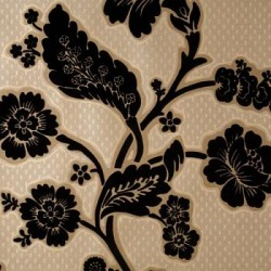 Обои Little Greene London Wallpapers, арт. 0277SOBLACK