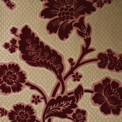 Обои Little Greene London Wallpapers, арт. 0277SOREDFL