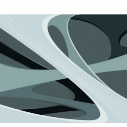 Обои Marburg Zaha Hadid - Hommage, арт. 50468