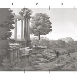 Обои Melange Series Melange Series, арт. S-01-16-G