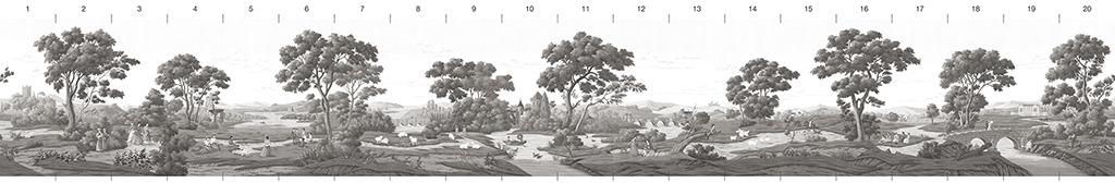 Обои Melange Series Melange Series, арт. S-02-16-G