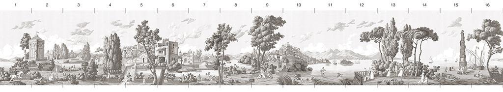 Обои Melange Series Melange Series, арт. S-04-16-G