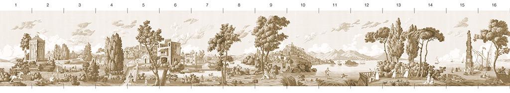 Обои Melange Series Melange Series, арт. S-04-16-S
